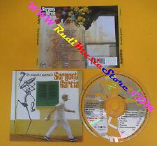 CD SERGENT GARCIA Un Poquito Quema'o 1999 France VIRGIN  no lp mc dvd (CS4)**