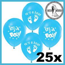 Its a Boy Babyballons Shower Party Geburt Babyparty Bebek Sekeri Sunnet Dogum