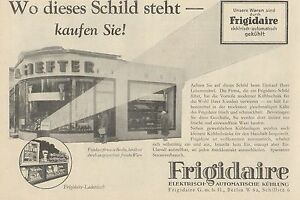 Y4429 Frigorigeri Frigidaire - Advertising D'Epoca - 1929 Old Advertising