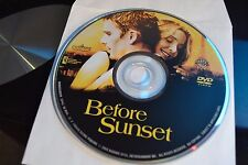 Before Sunset (Dvd, 2004)Widescreen Disc Only Free Shipping2-182