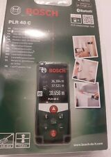 Bosch Laserentfernungsmesser PLR 40 C)