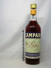Campari Bitter 30% 60er Jahre Original Kräutermischung Deutsches Erzeugnis !!!