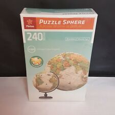 """Puzzle Sphere: A Jigsaw Worthy of Display 6"""" 240 pcs Puzzle Sphere"""