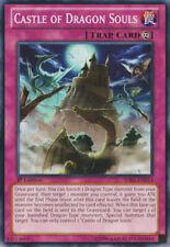 Castle of Dragon Souls x3 SDBE-EN033 3 cards COMMON Near Mint NM
