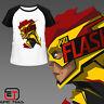 DC Comics Justice League The Flash Kid Flash T-Shirt / Mens / Women's / Kids