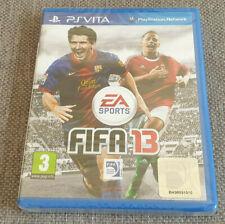 Sony PSVita Game Fifa 13 New Sealed Hungarian Version English Game