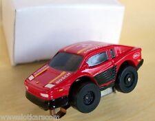 Micromachines Ferrari Testarossa ho slot car en su caja original