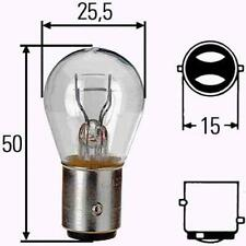 10 PACK 380 BRAKE LIGHT STOP TAIL CAR BULBS LAMP 12V 21/5W BAY15D 2 Filament Pin