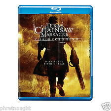 THE TEXAS CHAINSAW MASSACRE - THE BEGINNING BLU-RAY - AUTHENTIC US RELEASE