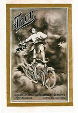 1912 THOR MOTORCYCLE SALES BROCHURE IN .PDF FORMAT ON CD ANTIQUE REPRODUCTION