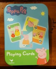 NEW Peppa Pig Playing Cards, Children's Playing Cards kid Games children