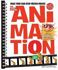 The Klutz Book of Animation : How to Make Your Own Stop Motion Movies