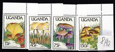 Uganda, Briefmarkensatz Motiv: Pilze, postfrisch