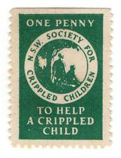 (I.B) Australia - NSW Cinderella : Help a Crippled Child 1d