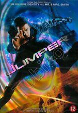 JUMPER - JAMIE BELL - FANTASTISCHE ACTIE - DVD - SEALED