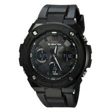 Casio Men's Watch G-Shock Ana-Digi Dial World Time Strap GSTS100G-1B