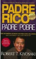 Libro en fisico Padre Rico Padre Pobre por Robert Kiyosaky