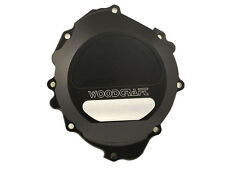 HONDA 2007-2017 CBR 600RR WOODCRAFT LEFT SIDE STATOR ENGINE COVER WITH SKID PAD