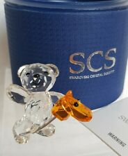 Swarovski® SCS Kris Bear Limited Edition 2014 LET'S RIDE! 5098309 Retired mint