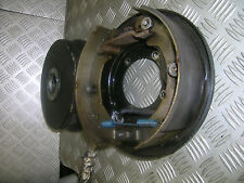 D2 Land Rover Discovery hand brake drum and cable