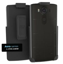 LG V10 Spring Clip Belt Holster-Case Free Design By Encased