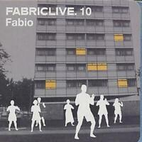 Various Artists : Fabriclive 10: Fabio CD (2003) Expertly Refurbished Product