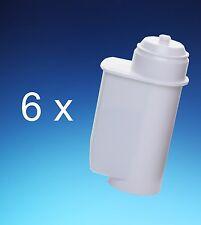 6x Cartuchos de Filtro aqk-01 compatible Brita Intenza para Siemens Bosch Neff