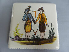 TILE PLATE PLACEMAT MASONIC FOR DECORATION FREEMASONRY SOUS PLAT FRANC MACON