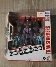 Transformers War For Cybertron Netflix Hotlink with Heatstroke And Heartburn New