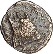MYTILENE Lesbos Island GREEK City 440BC Apollo Bull Ancient Greek Coin i47725