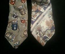 Vintage Doneagle & Damon Tie-Necktie- Sewing-Seamstress-Thread-Roaring 20s