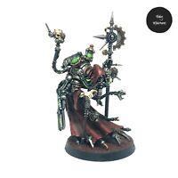 warhammer 40k Skitarii adeptus mechanicus Tech Priest Dominus - Painted