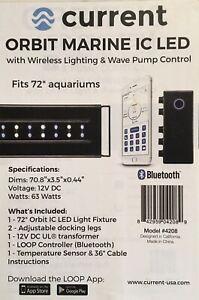 "Current USA 4208 Orbit Marine 72"" Light With Bluetooth"