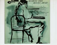 CD THE HORACE SILVER QUINTET & TRIOblowin the blues awayBLUE NOTE EX+ (A4268)