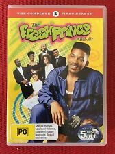 Fresh Prince Of Bel Air : Season 1 : TV show on DVD : Will Smith