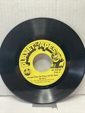 45 Record Music Planet of the Apes 1974 Original Press Power Records