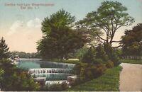 East Islip, NEW YORK - Lake Winganhauppaugh - Overflow - 1915 - Suffolk County