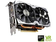 ZOTAC GeForce GTX 1060 AMP!, ZT-P10600B-10M, 6GB GDDR5 Super Compact Dual-Fan Ic