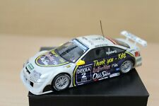 Opel Calibra Thank you DTM 1995 Keke Rosberg #2 1:43 Minichamps PMA
