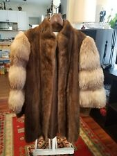 Vintage Fur Coat by M. SSolomon size M