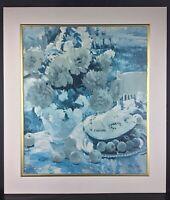 """Grande photo gravure """" Pastèque"""" par Don Ricks - 80 x69 cm"""