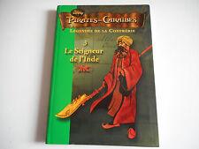 BIBLIOTHEQUE VERTE - PIRATES DES CARAIBES / LEGENDES DE LA CONFRERIE TOME 3