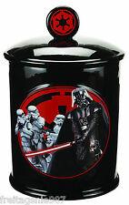 STAR WARS DARTH VADER STORMTROOPER ceramic cookie-jar