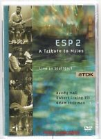 Esp 2 a Tribute To Miles Davis DVD Live en Stuttgart