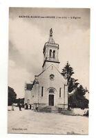 21 - SAINTE MARIE S/OUCHE - L'église  (B2395)