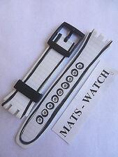 Swatch + cinta original de silicona + New Chrono Plastic + asusw 403 just enjoy + nuevo/new