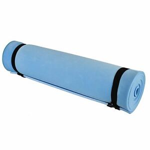 Fitness Mat EVA Health Yoga Workout Pilate Keep Fit Camping Waterproof Portable
