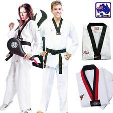 Taekwondo Uniform 130CM~190CM Children Adult Long-sleeve Suits Garment OGLS131