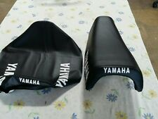 YAMAHA YZ125 1979 TO 1981  MODEL REPLACEMENT SEAT COVER  BLACK (Y65)