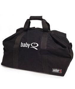 NEW Genuine Weber  Q™ Baby Duffle Storage Bag (Q1000 Series) Q BBQ 91139